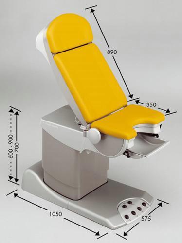 Гинекологическое процедурное кресло MEDI-MATIC 115.725