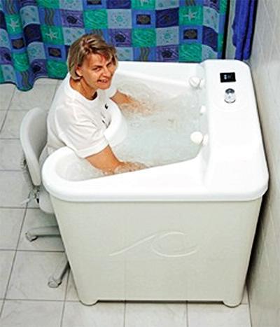 Гидромассажная ванна своими рукам