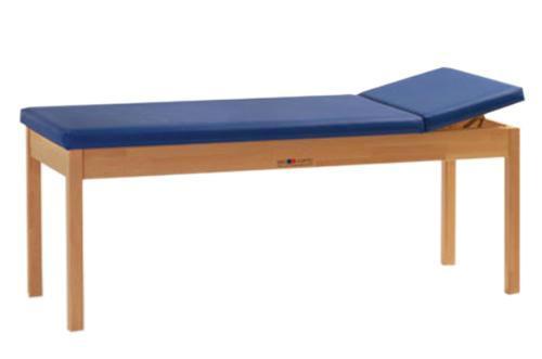 Деревянная кушетка для массажа