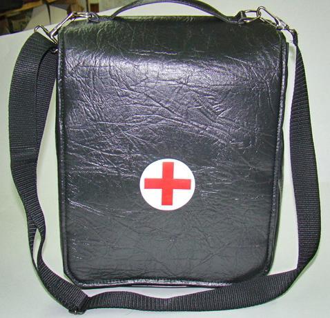 Чемодан врача скорой помощи, Медицинский кейс, Медицинская сумка, Футляр.