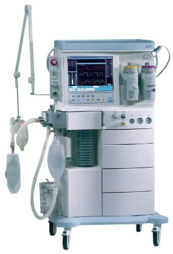 Наркозно-дыхательный аппарат