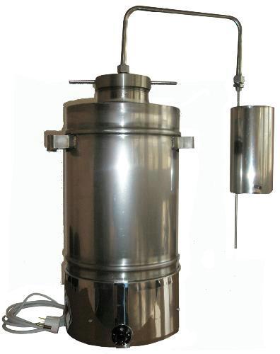 Дистиллятор лабораторный ДЛ-25