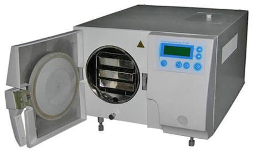 Для стерилизации водяным насыщенным паром под давлением материалов, инструментов и принадлежностей