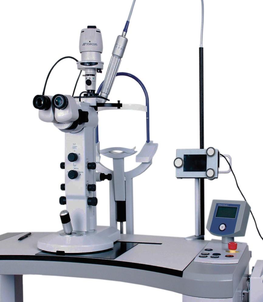Традиционно высокое, известное всему миру качество оптики zeiss в сочетании с высокими лазерными технологиями нашли