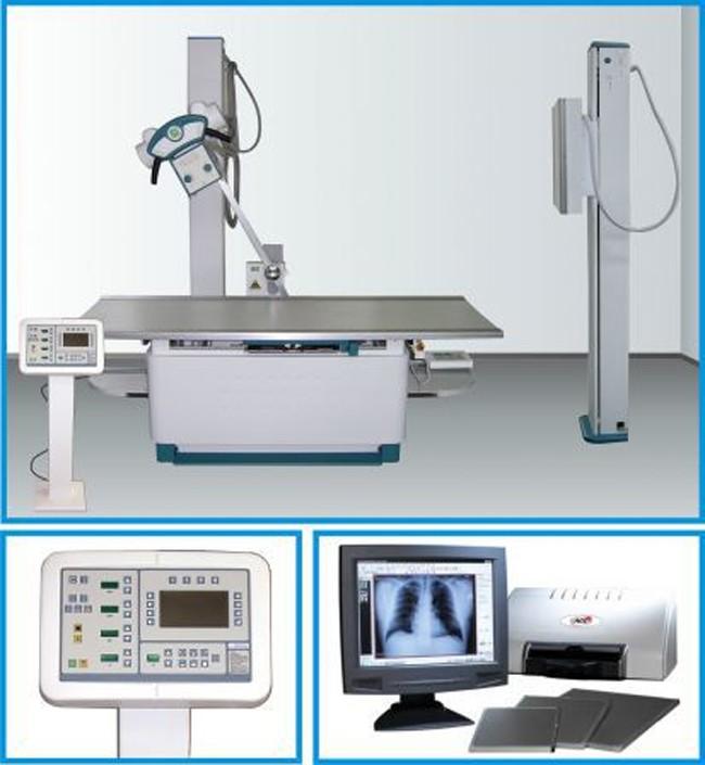 Как сделать рентгеновский аппарат