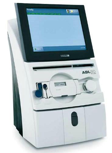 abl анализатор газов крови