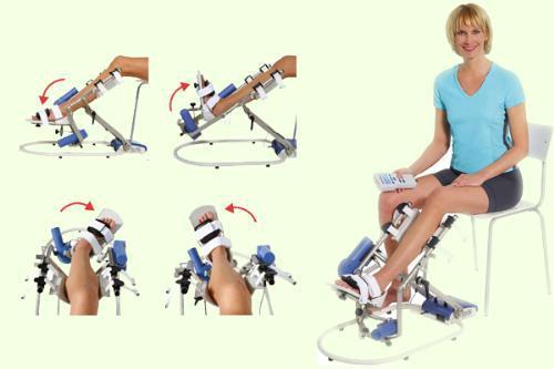 тренажер для коленных суставов