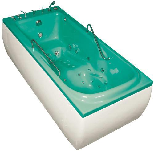 Ванна медицинская бальнеологическая